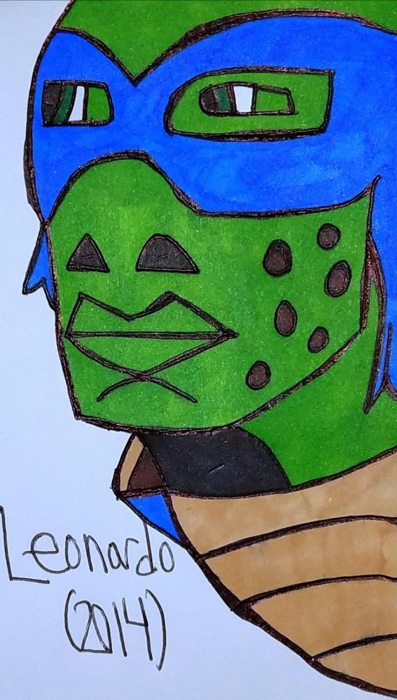 Ninja Turtles par armattock
